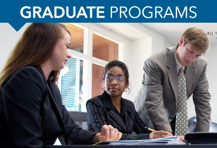 View our Graduate and Certificate Programs
